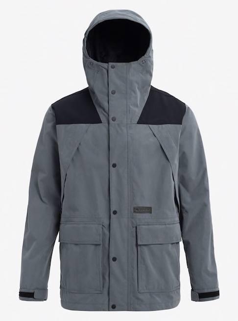 Burton Men CLOUDLIFTER Jacket TBDSTRTRUBLK Snowboardjacken