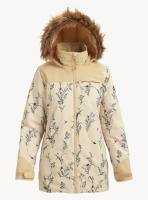 Burton LELAH Jacket CANVAS BIRDS...