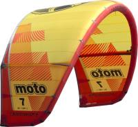 Cabrinha MOTO only C1 yellow/red...